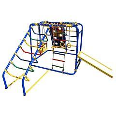 Детский спортивный комплекс Формула Здоровья Артек N Плюс (синий)