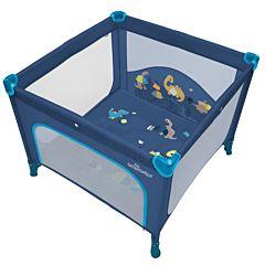 Манеж Baby Design Joy (синий)