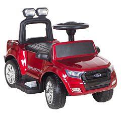 Электроминикар Ford Ranger Покраска (красный)