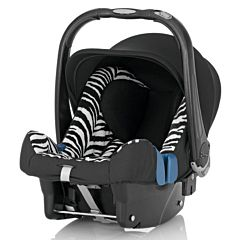 Автолюлька Romer Baby-Safe plus SHR 2 (smart zebra)