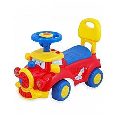 Каталка Everflo Машинка 556 (Красный)