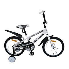 """Детский велосипед Nameless Sport 16"""" (белый)"""