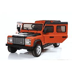 Электромобиль Coolcars Land Rover Defender