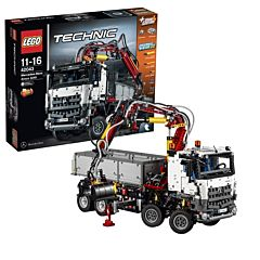 Конструктор Lego Technic 42043 Mercedes-Benz Arocs
