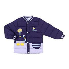 Куртка демисезонная Fun Time E19708 (синяя)