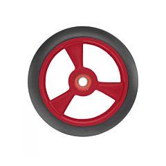 Колесо заднее с подшипником для Trolo Mini Up (красный)