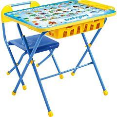 Комплект детской мебели Ника Детям Азбука КПУ2П