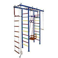 Детский спортивный комплекс Вертикаль 11 (мягкие ступени)
