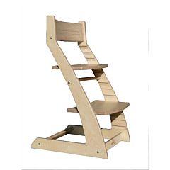 Растущий стул Kotokota с лакокрасочным покрытием (береза)