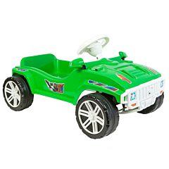 Детская педальная машина RT Race Maxi Formula (зеленый)
