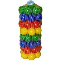 Набор шариков Toymart 8 см. 56 шт.