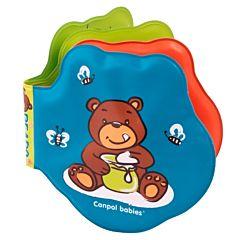 Игрушка для купания Canpol Babies Книжка-пищалка