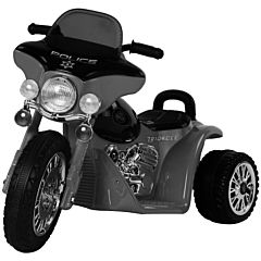 Электромотоцикл Bambini Space Bike (черный)