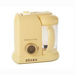 Блендер-пароварка Beaba Babycook Solo (Vanilla Cream)
