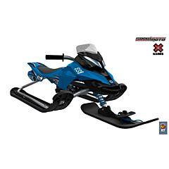 Снегокат Snow Moto X Games MXZ-X (голубой)