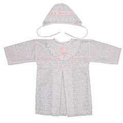 Крестильная рубашка и чепчик Арго