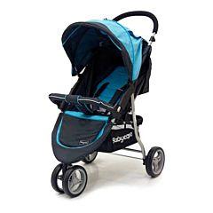 Коляска прогулочная Baby Care Jogger Lite (Blue)