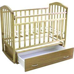 Кроватка детская Антел Алита 4 (Орех)