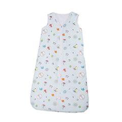 Спальный мешок для новорожденного Feter 80 см (белый)