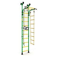 Детский спортивный комплекс Kampfer Strong Kid Ceiling + 52 см (зеленый)