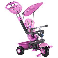 Трехколесный велосипед Smart Trike Sport (розовый)