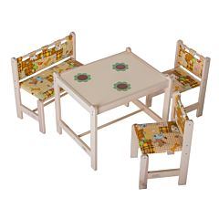 Комплект детской мебели Гном Малыш-4