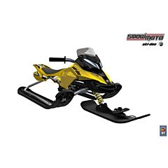 Снегокат Snow Moto Ski Doo MXZ-X (желтый)