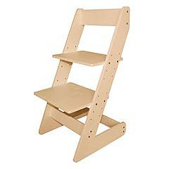 Растущий стул Бемби без лакокрасочного покрытия