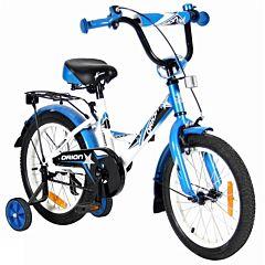 "Детский велосипед Velolider Orion 16"" Белый/Синий"