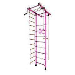 Детский спортивный комплекс Маугли 02 (розовый)