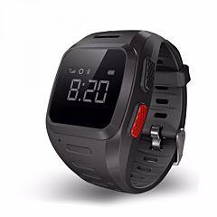 Детские часы с GPS-трекером Wochi Gozo (черные)