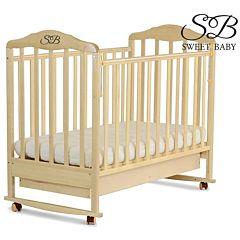 Кроватка-качалка Sweet Baby Paolo Betulla