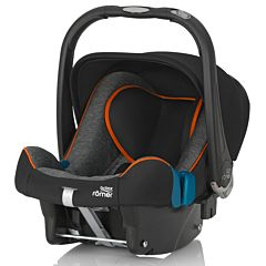 Автокресло Britax Romer Baby-Safe Plus II SHR Black Marble Trendline