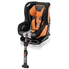 Автокресло ISIGO Saturno Isofix (orange black)