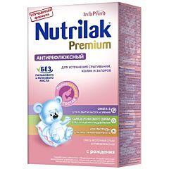 Сухая молочная смесь Nutrilak Premium антирефлюксная (с 0 мес.) 350 г