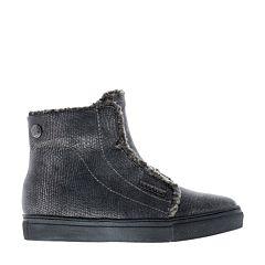 Ботинки детские Begonia 6207D для девочек (темно-серый)