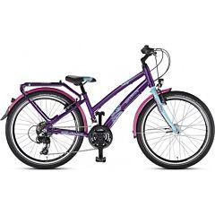 """Подростковый велосипед Puky Skyride 24-21 Alu Active light 24"""" (turquoise/lilac)"""