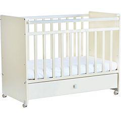 Кроватка детская Фея 700 (Слоновая кость)
