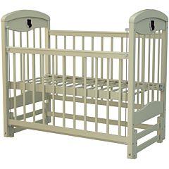 Кроватка детская Briciola 2 с продольным маятником (слоновая кость)