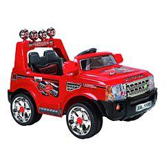 Электромобиль TjaGo 139YJ с пультом управления (красный)