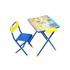 Комплект детской мебели Дэми Львёнок и черепаха