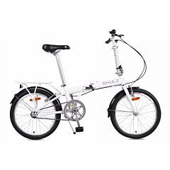 Велосипед складной Shulz Max (2017) белый