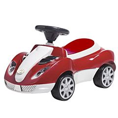 Каталка-автомобиль TjaGo Карэра (красная)