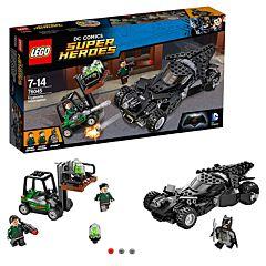 Конструктор Lego Super Heroes 76045 Супер Герои Перехват криптонита