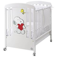 Классическая кроватка Baby Expert Snoopy