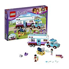 Конструктор Lego Friends 41125 Подружки Ветеринарная машина для лошадок