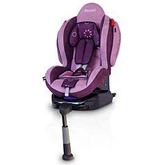 Автокресло Welldon Smart Sport SideArmor & CuddleMe Isofix (violet flake)