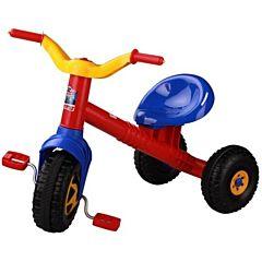 Трехколесный велосипед Plast Land Ветерок (красный)