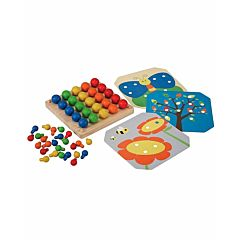 Развивающая игрушка PlanToys Мозаика