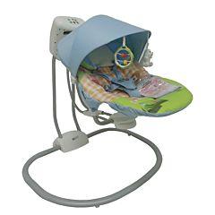 Электрокачели Babyhit Full-Comfort (голубой)